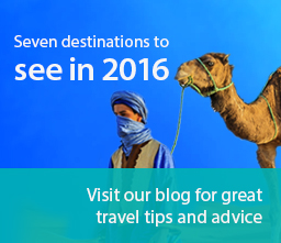 Seven destinations to see in 2016