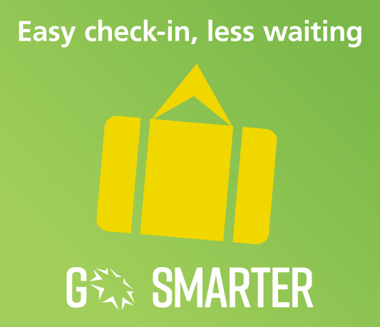 Go smarter check-in