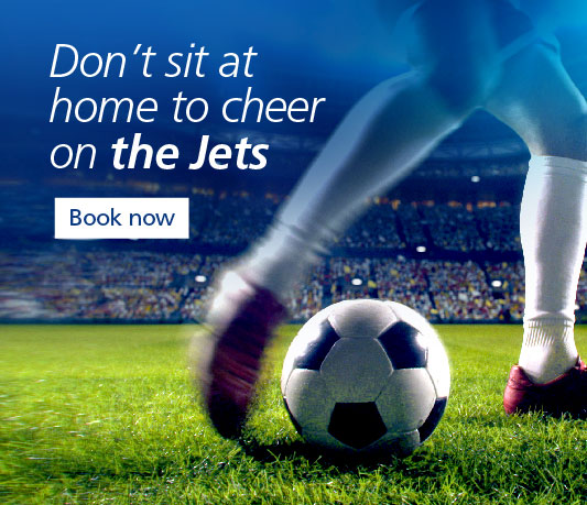 March events campaign 2017 - Jets