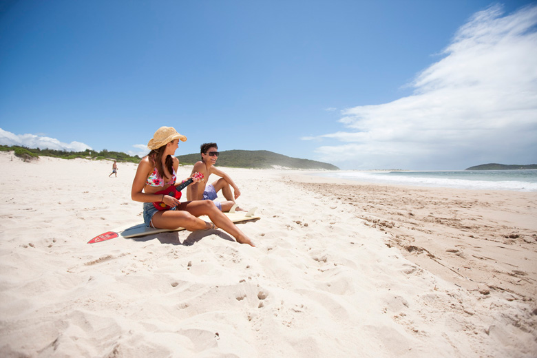 Port stephens weather monthly report